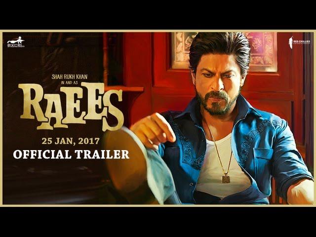 Raees Trailer Review: Trailer Fails But Shah Rukh Khan Impresses As Miyaan Bhai