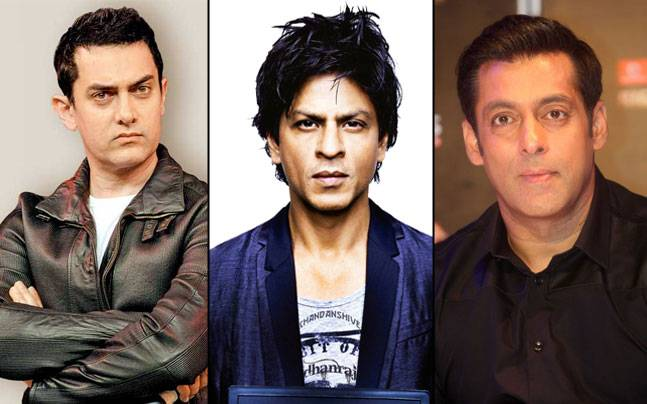 Aamir Khan is not competing with Salman and SRK