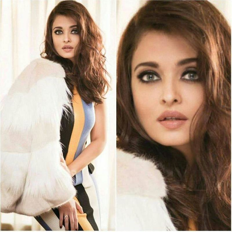 This photoshoot of Aishwarya Rai Bachchan proves that she is ageing like wine!- Aish Femina 4
