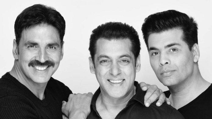 Akshay, Salman and Karan to collaborate on sports film