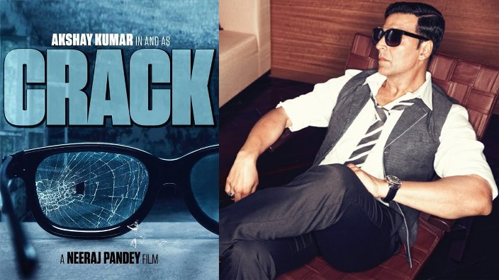 Crack Not Shelved: Akshay Kumar Denies Rumors Of Crack Being Shelved