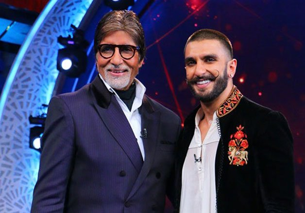 Ranveer and Amitabh