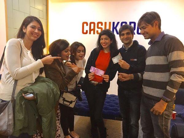 CashKaro Bloggers Meet - Talking Cash