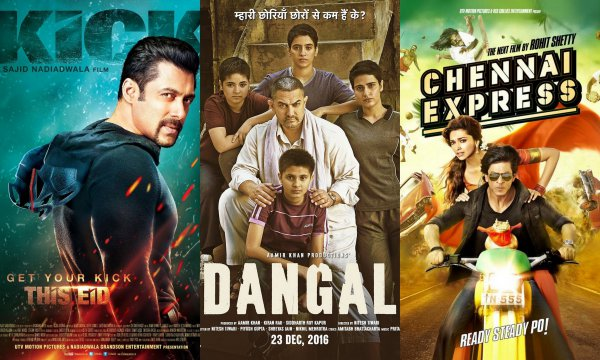 9th Day Collection: Dangal Beats Lifetime Collections Of Kick & Chennai Express