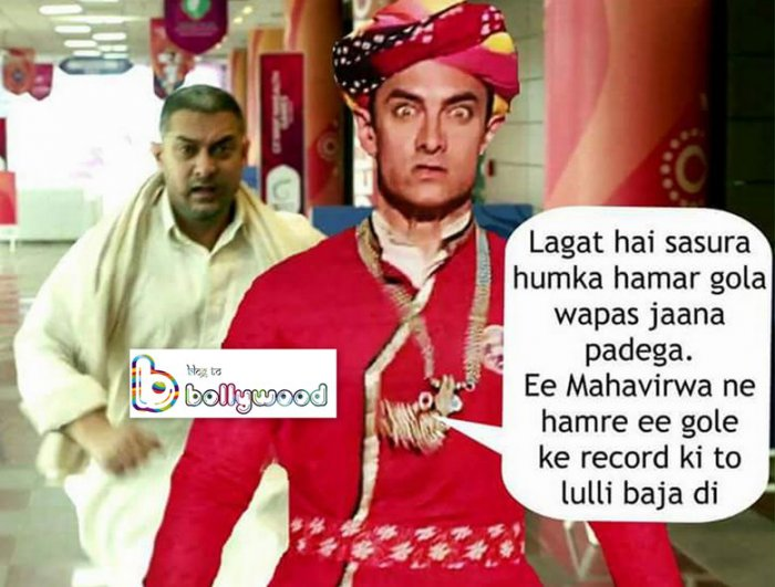 Dangal Becomes Highest Grossing Movie Of Bollywood, Beats PK's Lifetime Collection