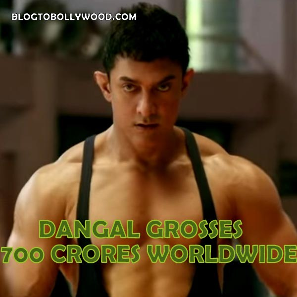 Dangal Grosses 700 Crores Worldwide