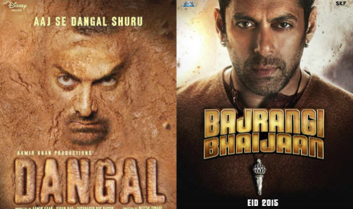 Overseas Box Office Collection: Dangal Beats Bajrangi Bhaijaan