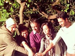 Dia Mirza Will Play Sanjay Dutt's Wife Manyata In His Biopic