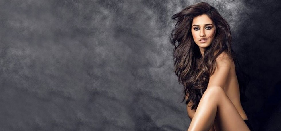 Disha Patani Goes Topless For Dabboo Ratnani's Calendar 2017