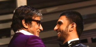 Ranveer Singh and Amitabh Bachchan To Take Part In Road Safety Week
