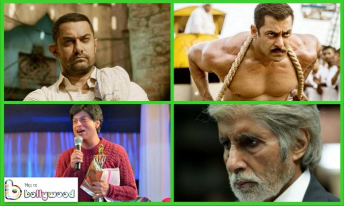 Filmfare Best Actor Award 2017: Aamir Khan Beats Salman, Shah Rukh And Amitabh