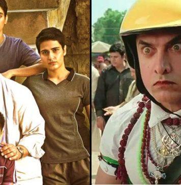 Highest Grossing Movies Of Aamir Khan