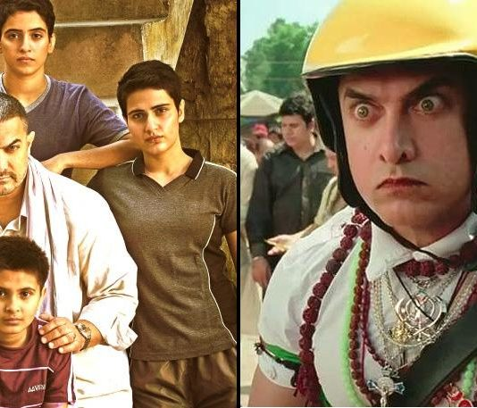 Highest Grossing Movies Of Aamir Khan