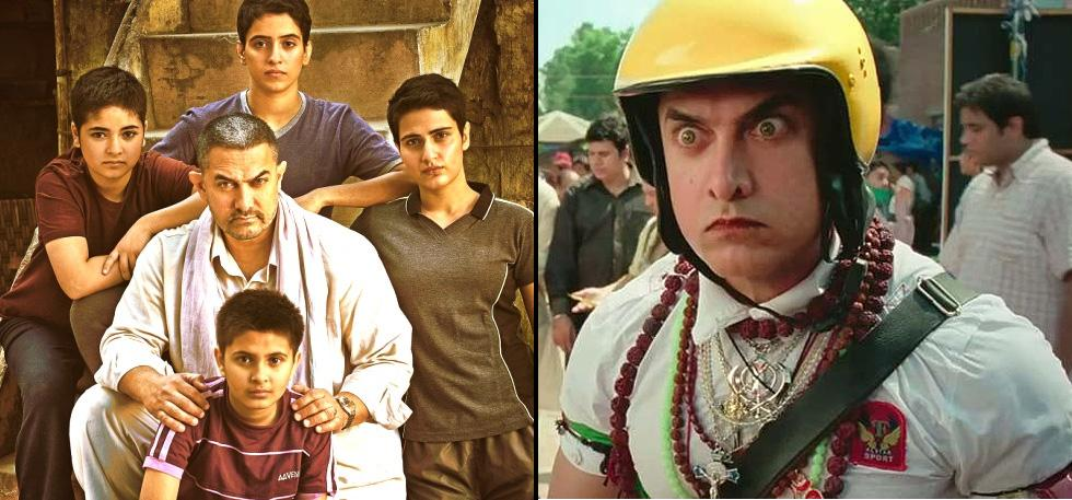 Top 10 Highest Grossing Movies Of Aamir Khan: Aamir Khan's Biggest Blockbusters