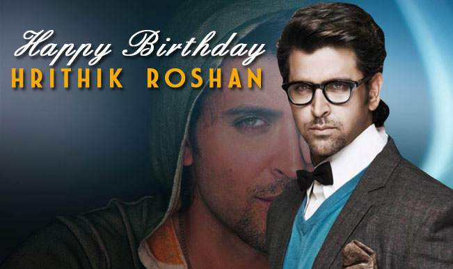 Hrithik Roshan Reveals His Birthday Plans