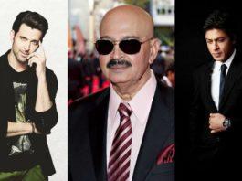 Rakesh Roshan wants to make Karan Arjun 2 with Shah Rukh and Hrithik Roshan in it!