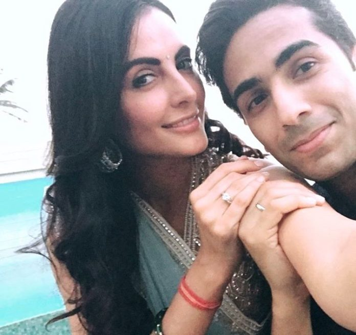 Mandana Karimi Got Married To Gaurav Gupta