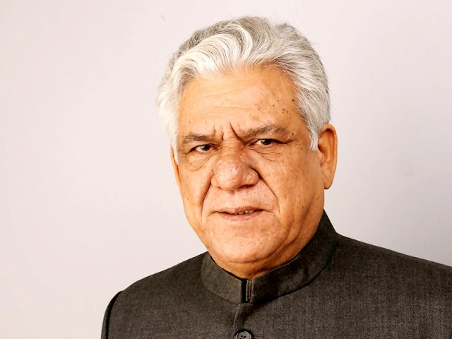Om Puri Passes After A Massive Heart Attack