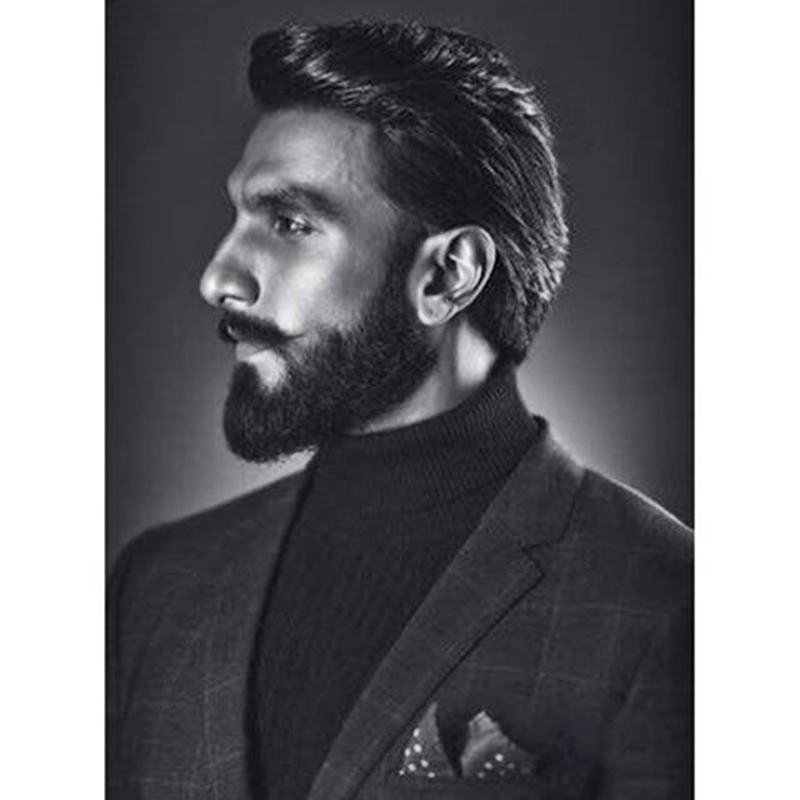 These pictures of Ranveer Singh prove that his beard game is on point!- Ranveer Beard 2
