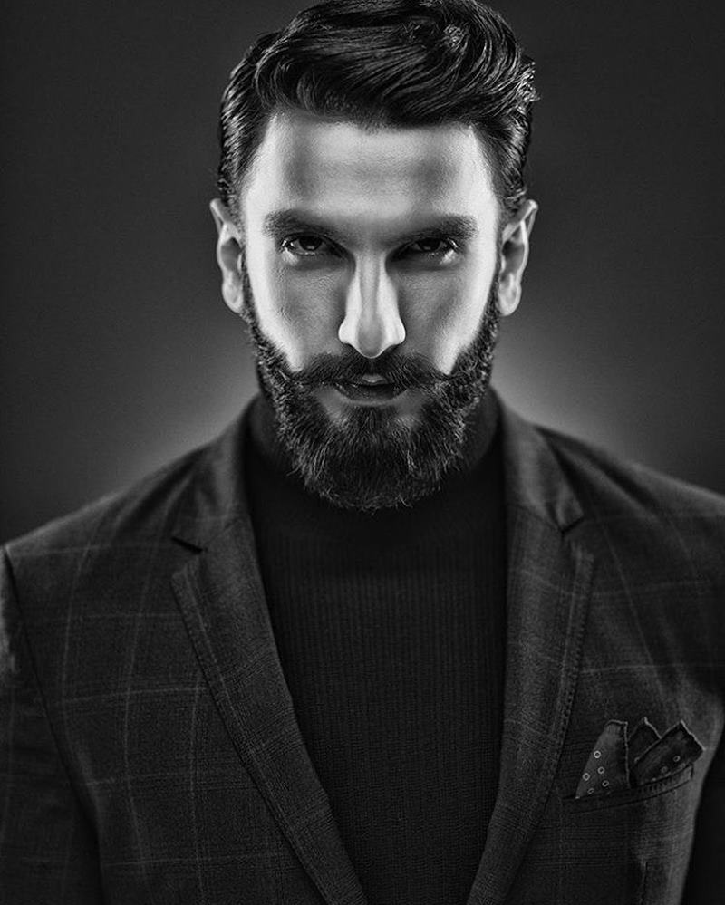 These pictures of Ranveer Singh prove that his beard game is on point!- Ranveer Beard 8