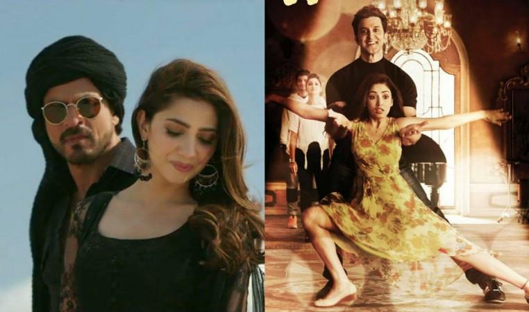 SRK-Mahira Vs Hrithik-Yami