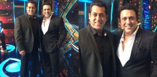 Salman Khan And Govinda Reunites On Bigg Boss 10