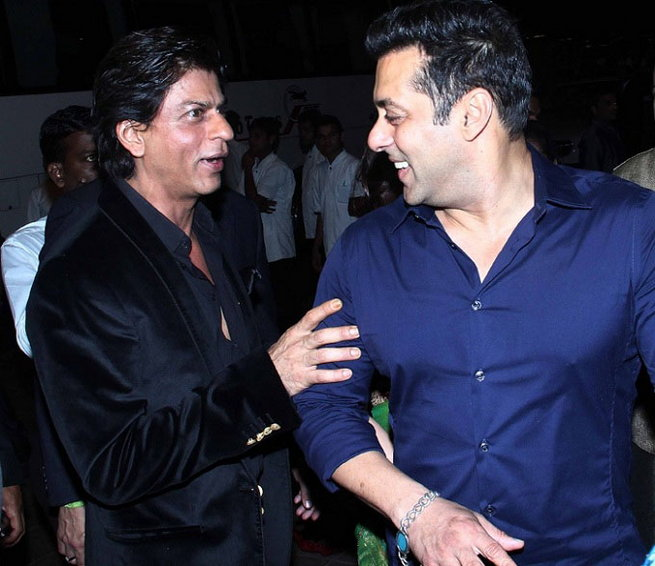 Salman and SRK To Reunite For Tubelight