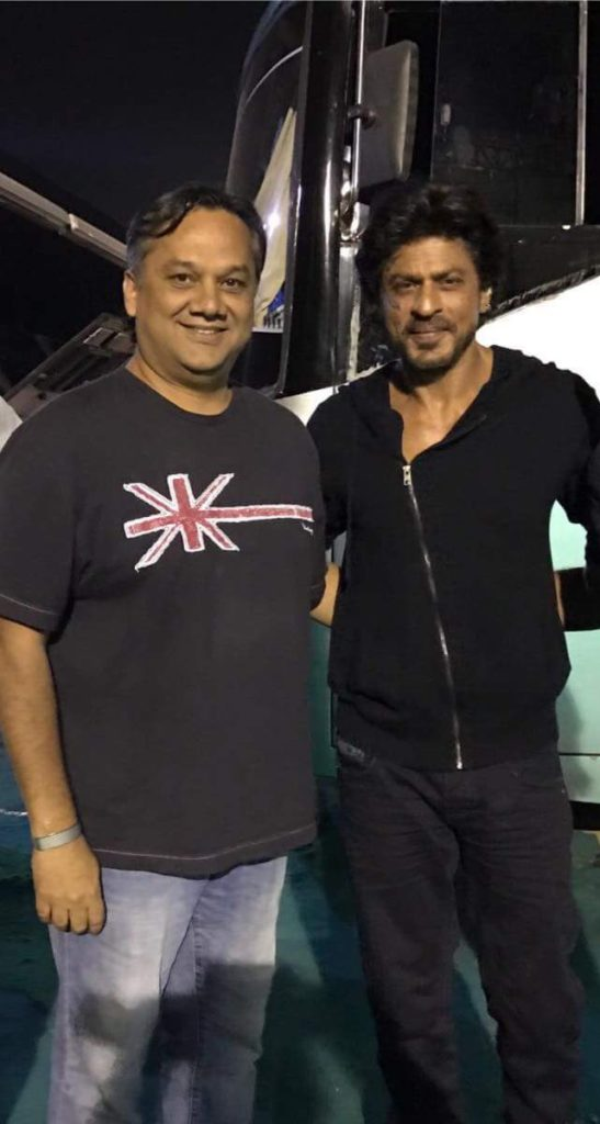 Shah Rukh Shoots For Salman Khan's Tubelight Pic 2