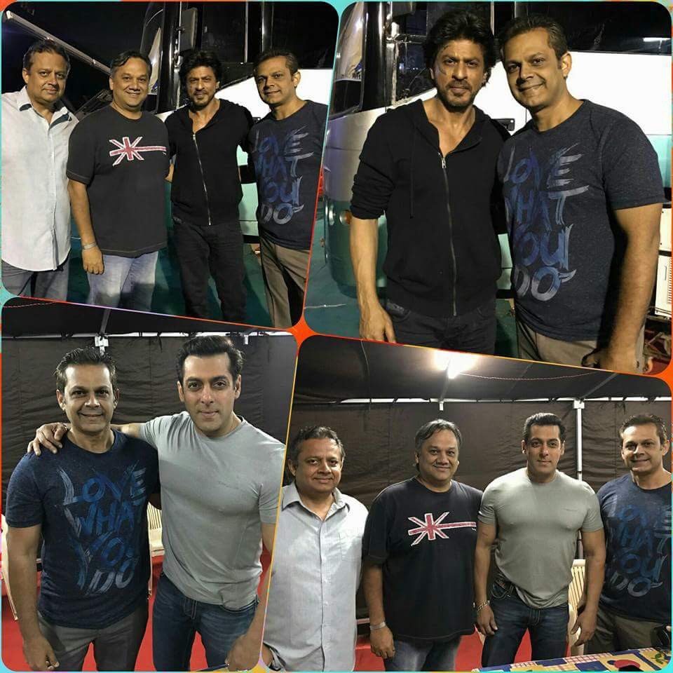 Shah Rukh Shoots For Salman Khan's Tubelight Pic 3