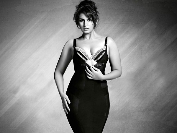 Huma Qureshi's hot curves 2