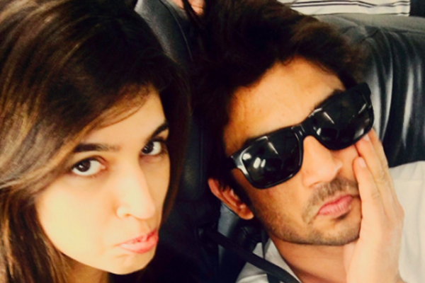 Pic 1: Sushant Singh Rajput And Kriti Sanon's Growing Friendship