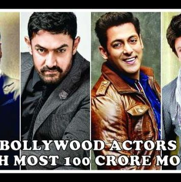 Actors With Most Movies In 100 Crore Club Bollywood