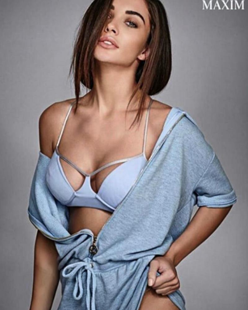 10 Hot Pics of Amy Jackson that prove she is a total bombshell!- Amy 3