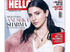 Woah! Anushka Sharma's photo-shoot for Hello! magazine is just so amazing