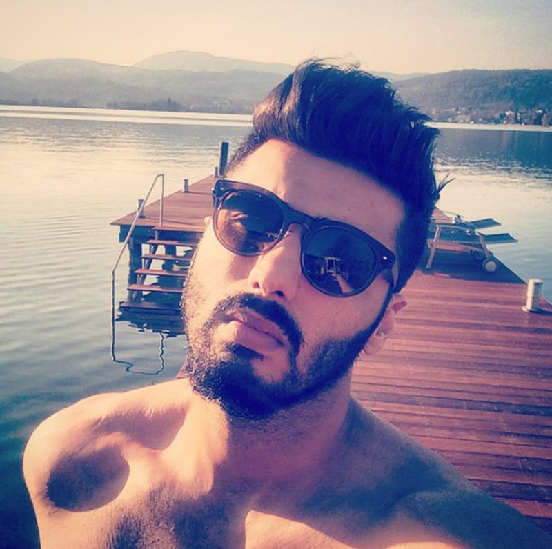 20 Hot Pics of Arjun Kapoor that prove he has got the face of a demigod!- Arjun 19