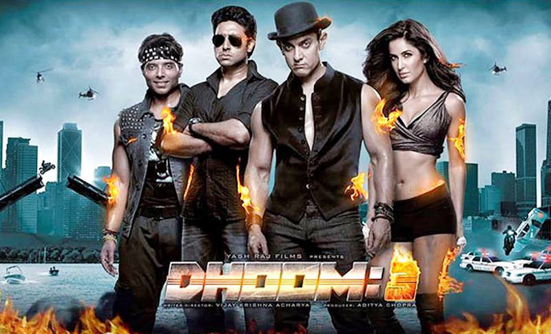 5 Movies rejected by Deepika Padukone which are quite hard to believe!- Dhoom 3