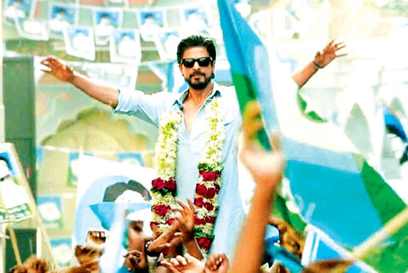 Shah Rukh Khan's 100 Crore Movies - Raees