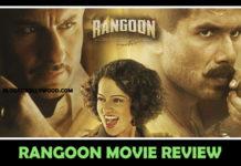 Rangoon Movie Review: Critics Reviews And Ratings