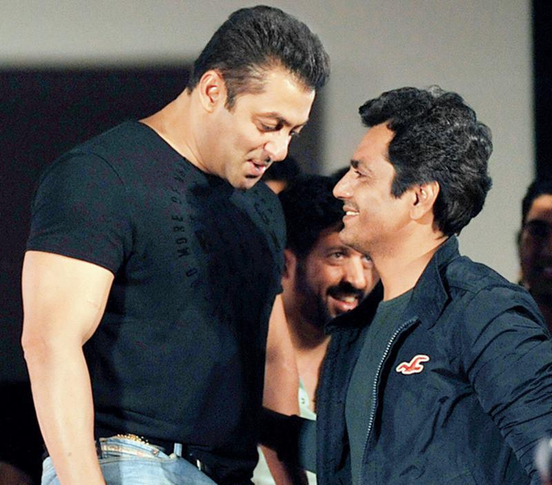 Nawazuddin Siddiqui and Salman Khan may reunite once more in Tiger Zinda Hai