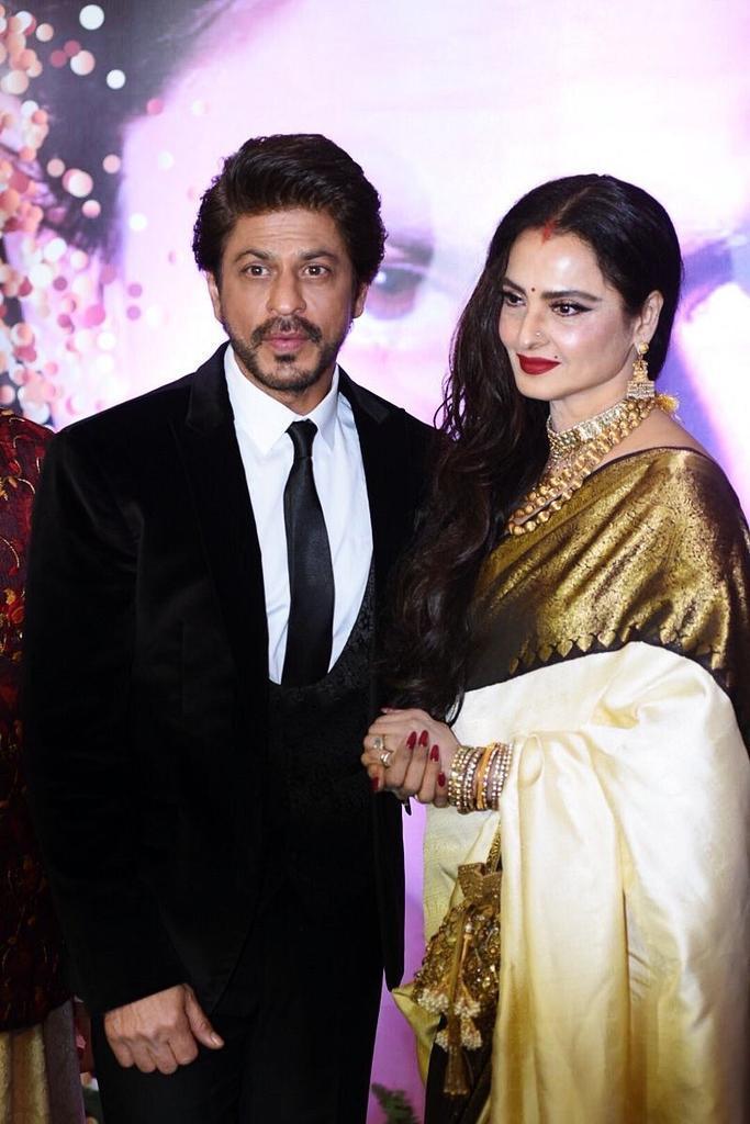 Shahrukh Khan Receives Yash Chopra Award 1