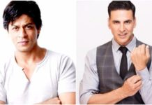 Another big clash! It's going to be Akshay Kumar Vs SRK on 11 August 2017