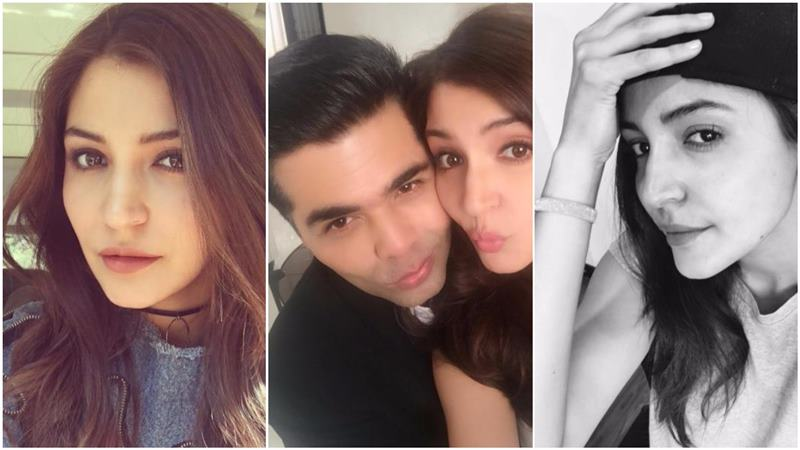 Who is the Selfie Queen of Bollywood?- Anushka