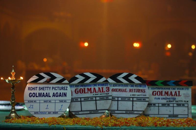 Rohit Shetty celebrates his birthday by releasing first pics of Golmaal Again Star Cast