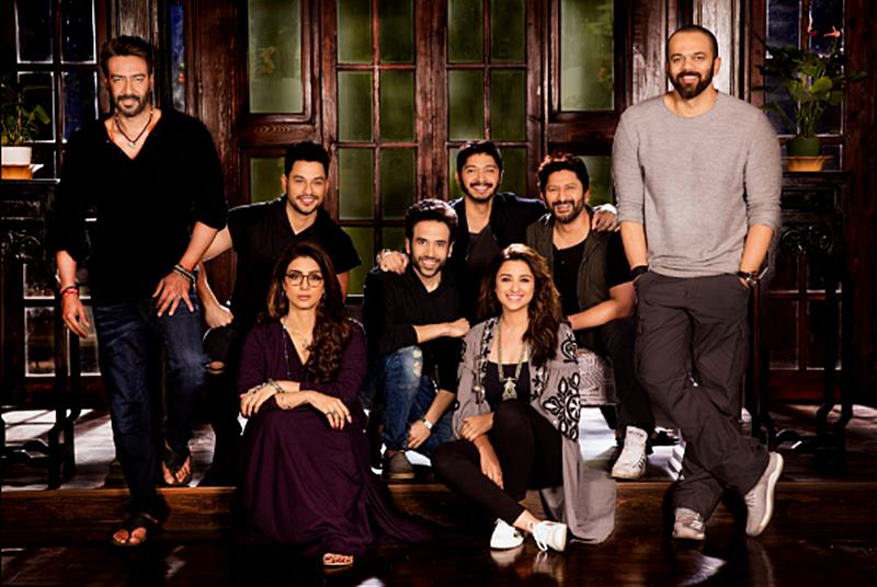 Rohit Shetty celebrates his birthday by releasing first pics of Golmaal Again Star Cast- Golmaal Again Pic 1