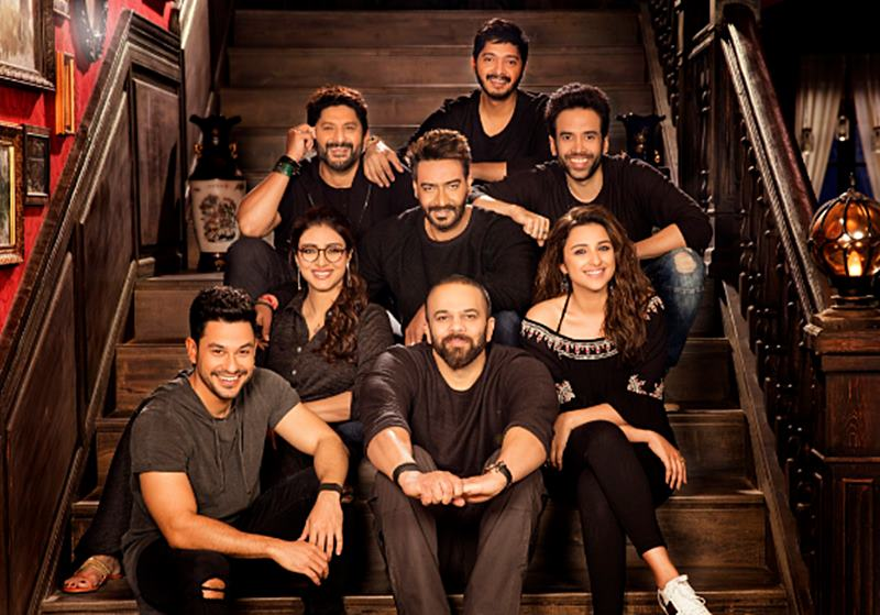 Rohit Shetty celebrates his birthday by releasing first pics of Golmaal Again Star Cast- Golmaal Again Pic 2