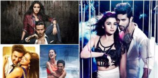 Top 11 Hottest On-Screen Couples in Bollywood