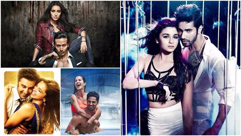 From Varun-Alia to Ranbir-Deepika: Top 11 Hottest On-Screen Couples in Bollywood
