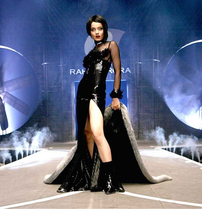 5 Facts about Kangana Ranaut which prove she is the most badass Bollywood actress- Kangana 2