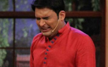 Kapil Sharma Cried On Set Of TKSS
