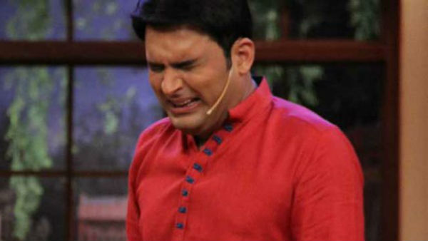 Kapil Sharma Cried On Set Of TKSS